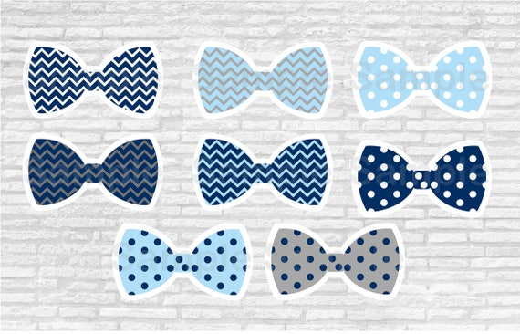 Blue /& Gray Polka Dot Elephant Party Cutouts Decorations Printable