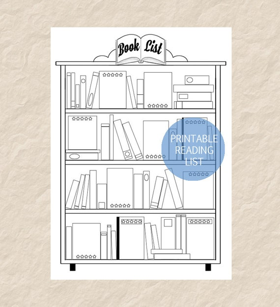 Lucrative image for books i've read printable