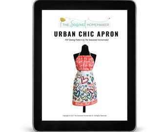 Urban Chic Apron Pattern