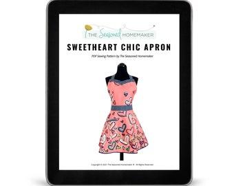 Sweetheart Chic Apron Pattern