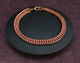 Armkette - Half Persian 4in1 - Kupfer