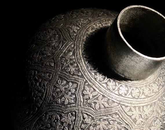 Antique Kashmiri Vessel
