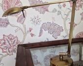 Estiluz A-1136 Halogen Wall Sconce Satin Gold