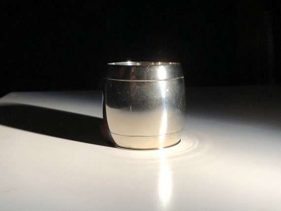 Superior Chinese Sterling Silver Tumbler (133 grams)