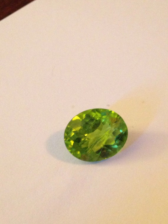 3.5 Ct Loose Peridot