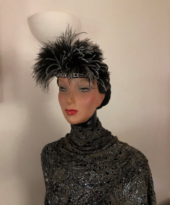 1920's Art Deco Flapper Headband