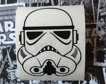 Star Wars Stormtrooper Car, Laptop, or Decor Vinyl Decal