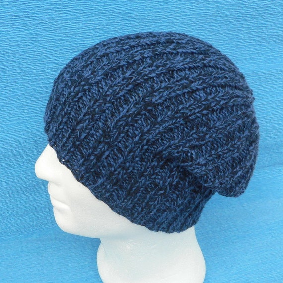 Teen Boys Hat Pattern Simple Beanie KNITTING PATTERN Easy  1561ba72f1f