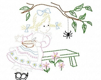 NURSERY RHYMES SET 1 Machine Embroidery Designs