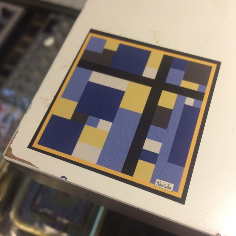 5cm x 5cm QR-Code Style Sticker Pack  image 0