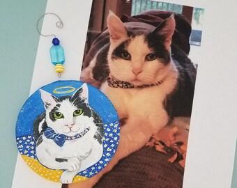 Custom Cat Art