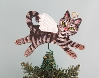 Tree Topper Figurines