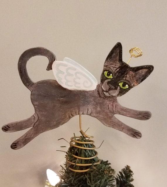 image 0 - Mini Christmas Tree Topper