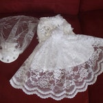 CUSTOM WEDDING dog dress - or Special Occasion- made to order up to 20 lbs