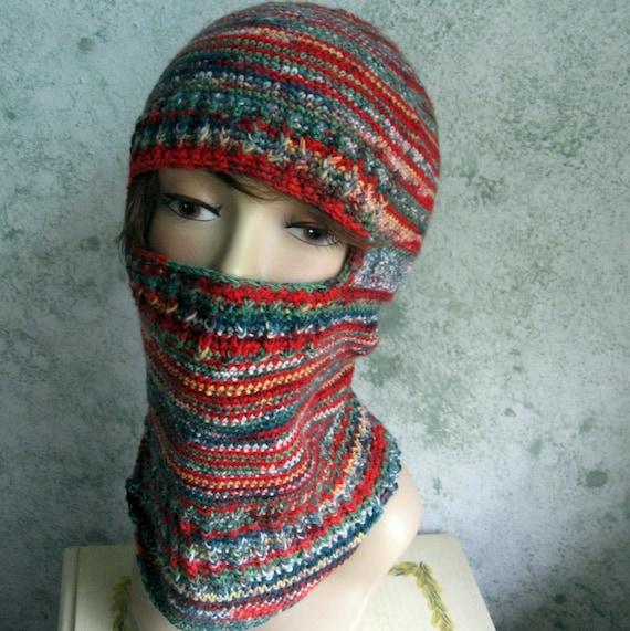Crochet Ski Mask Pattern Swedish Balaclavas Adult Womens And Etsy