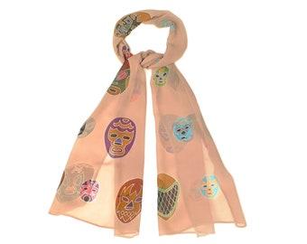 Latin Silk Scarves