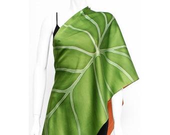 Nature Silk Scarves