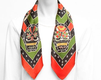 Day of the Dead Scarves