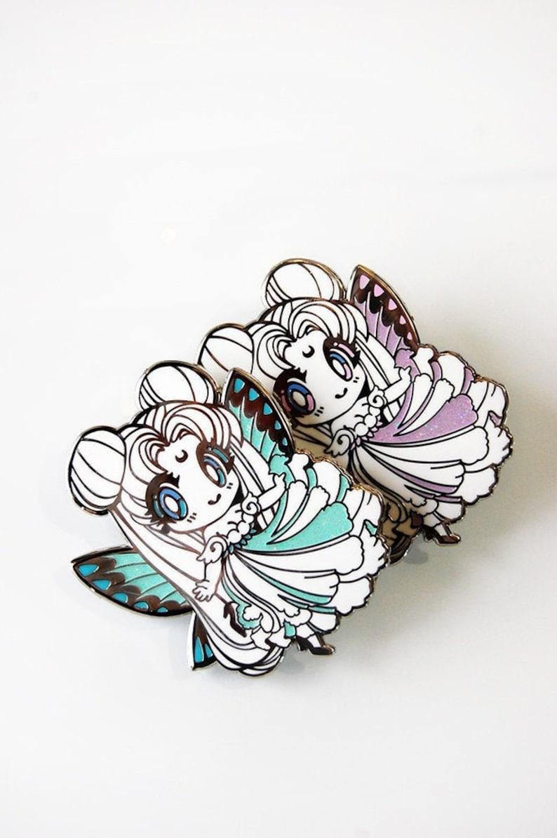 Sailor Moon Enamel Pin Sailor Moon Pin Usagi Enamel Pin image 0