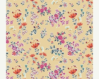 20% OFF Boho Fusions by Art Gallery Fabrics -  Cottagely Posy