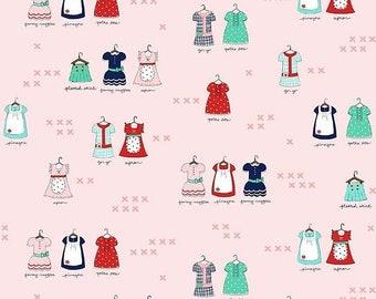 20% OFF Riley Blake Designs A Little Sweetness By Tasha Noel Main Pink