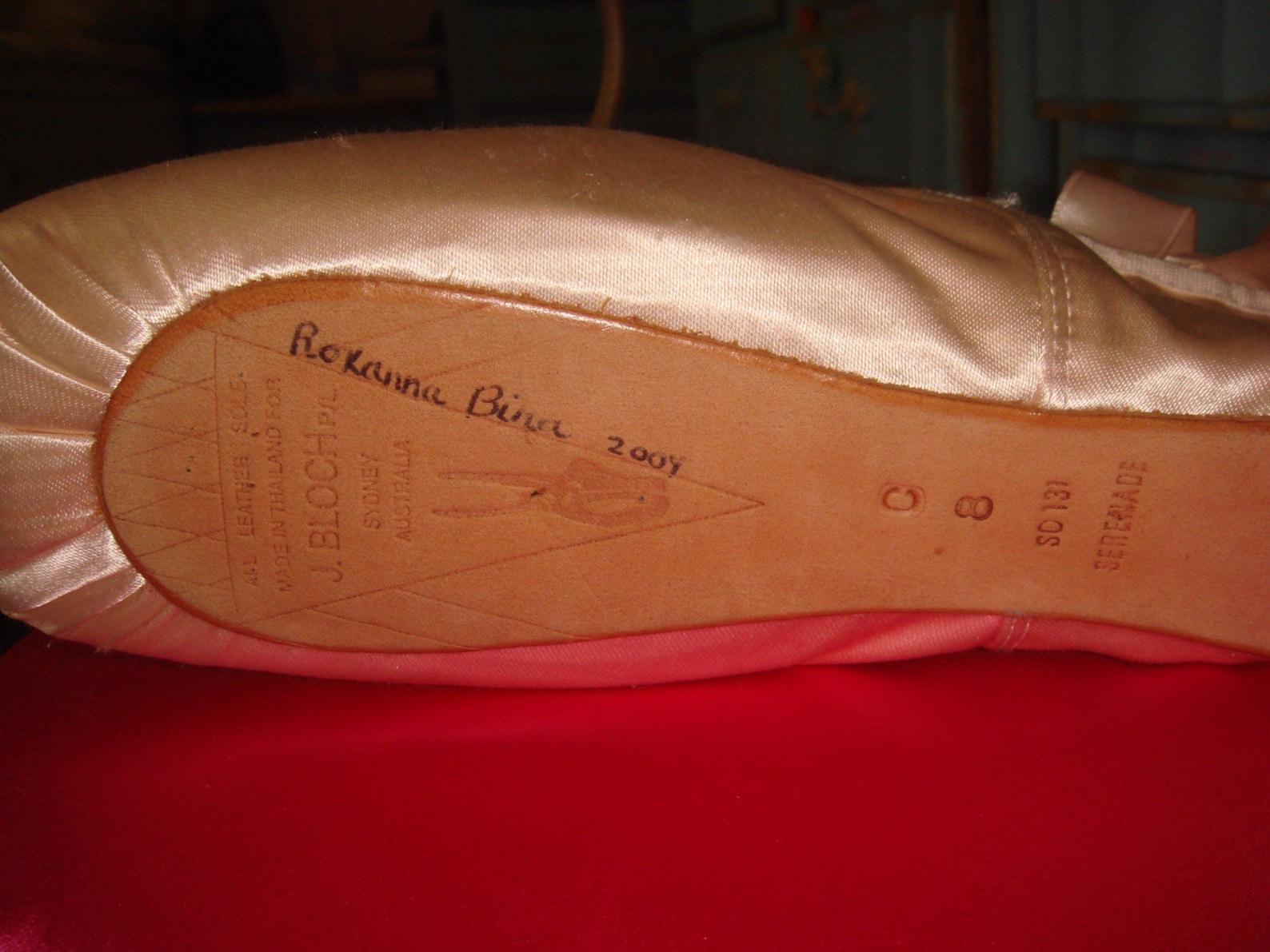 ballet slipper handbag / purse