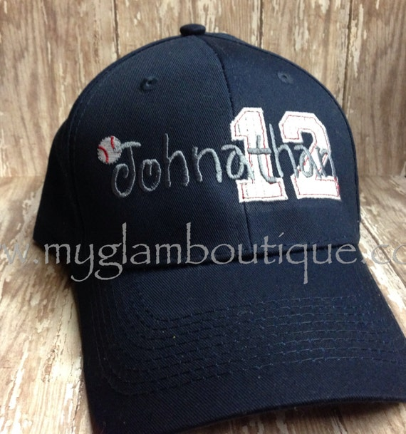 47ac9bfd4ac93 Boy or Girl Youth Sized Custom Personalized Baseball Hat Cap
