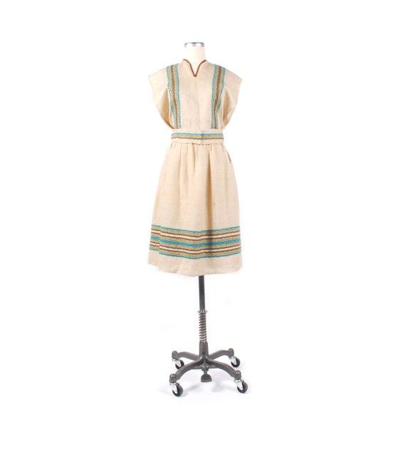 Vintage 30s Skirt Set - 40s Skirt Set - WW2 WWII E