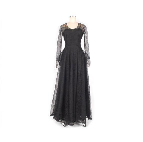 Vintage 40s Ceil Chapman Dress - 50s Ceil Chapman… - image 1