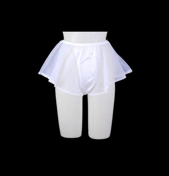 Vintage 80s Panties - 80s Nylon Panties - Nylon Ch