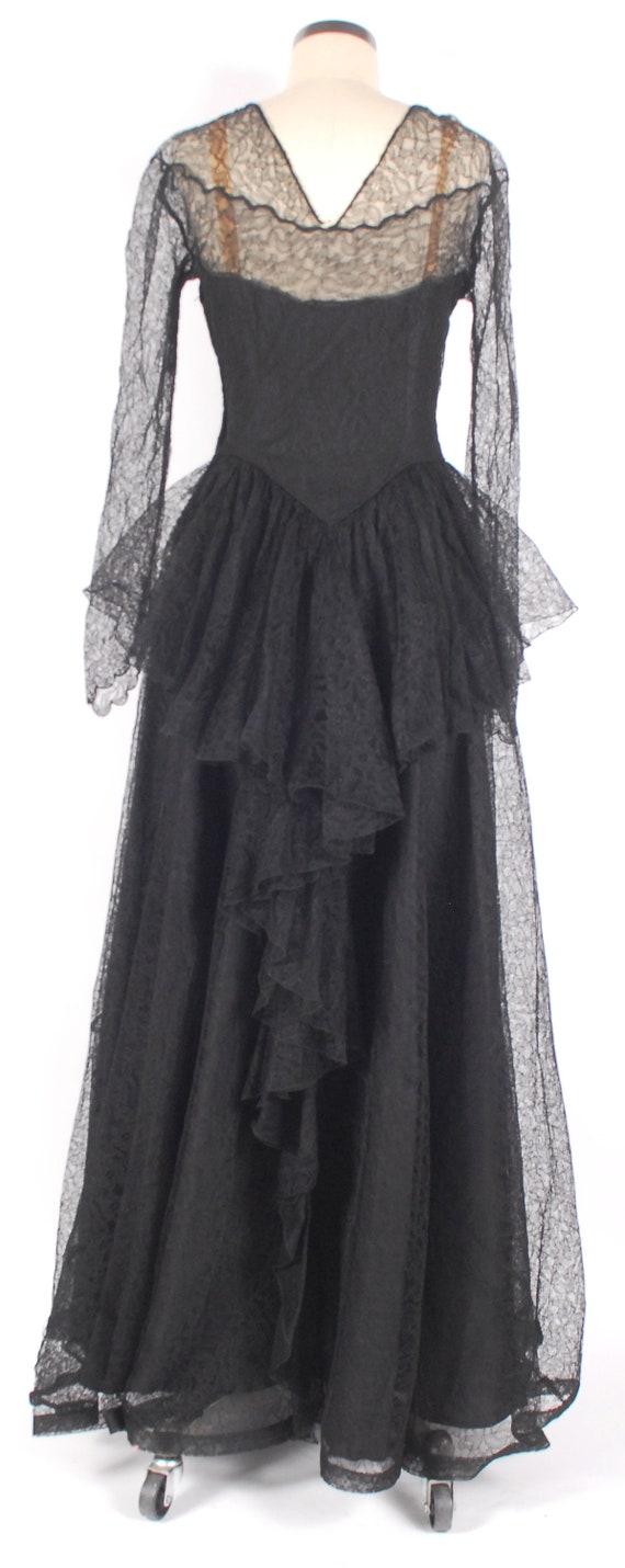 Vintage 40s Ceil Chapman Dress - 50s Ceil Chapman… - image 6