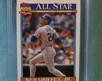1991 Topps Ken Griffey Jr. #392 All Star baseball card