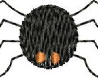 INSTANT DOWNLOAD Mini spider embroidery designs