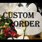 Custom for Yasmin