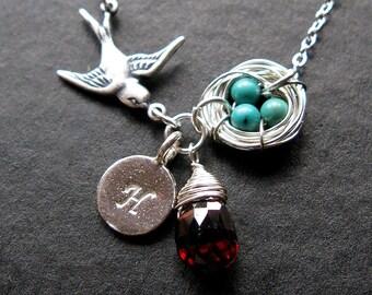 Generations. Mothers Love Grandma custom sterling silver or Gold women empowerment children fertility handmade custom necklace