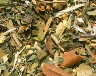Allergy Aid Herbal Blend - For Seasonal Allergy relief 8 oz. Over 100 Bulk Herbs!