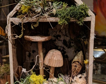 tiny magic: gnome home whimsy box