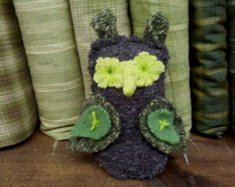 Sewing Pattern- Otto Owl- PDF download
