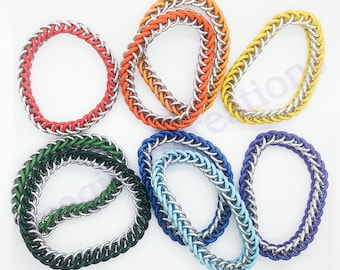 Stretchy Chainmaille Bracelet