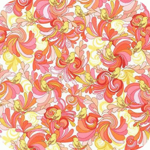 Ashton Road Floral Flowers Robert Kaufman AVW-14842 184 Charcoal Cotton Fabric