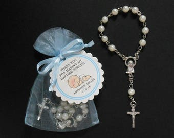 Boy Baptism Favors Etsy