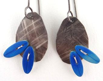 Two petals earrings
