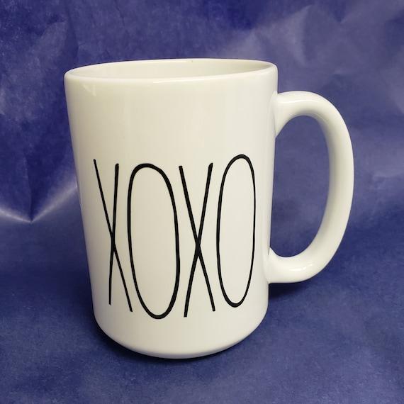 XOXO Coffee Mugs 14oz Mug tea mug coffee cup tea cup quote saying Choose your favorite