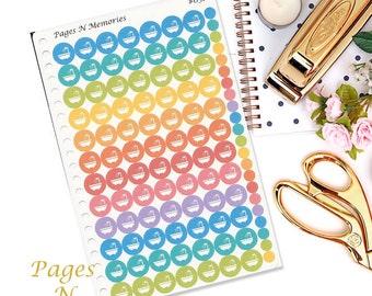 Bath Planner Stickers/ Tub Planner Stickers/ Functional Stickers/ Erin Condren/ Plum Paper/ Inkwell Press/ Happy Planner  #051