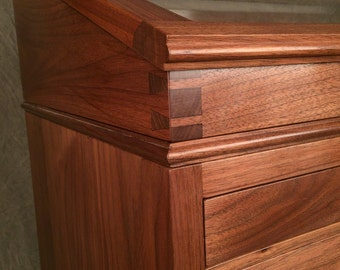 Collectables Cabinet--Minerals/Jewelry Armoire/Flat File/Display Cabinet