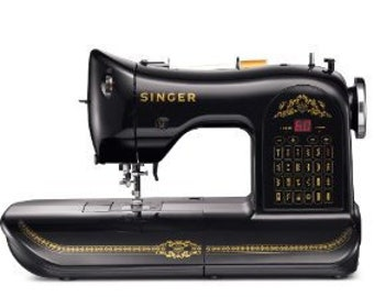 Singer 160th Anniversary Edition Computerized Sewing Machine with Carrying Case
