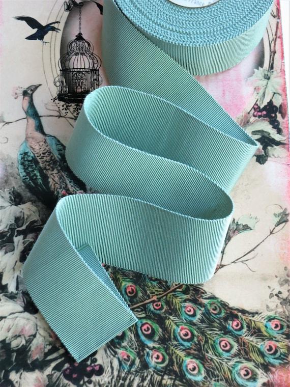Christmas Crafts Decs-Wedding-Bridal-Cake-Bow Vintage style Lace Ribbon Trim 1M