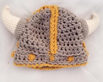 811b4769696 CROCHET PATTERN for Furry Heads Dwarf Helmet Set