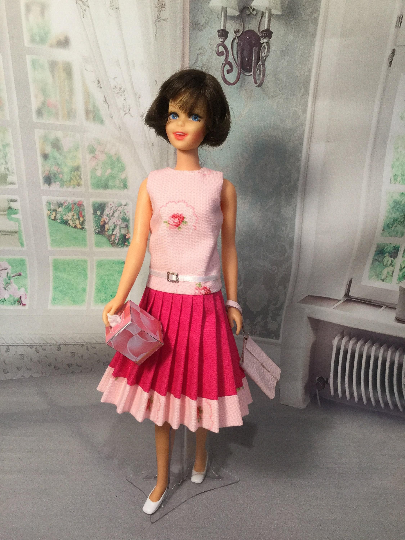 OOAK MOD fashion for Barbie or Francie doll You Choose No Doll