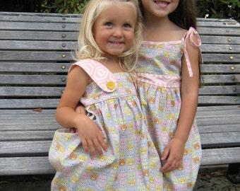 Girls Kawaii Party Dress